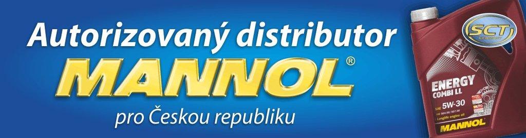 Mannol distributor, MPA
