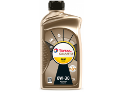 Motorový olej 0W-30 Total Quartz ENERGY 9000 - 1 L Motorové oleje - Motorové oleje pro osobní automobily - Oleje 0W-30