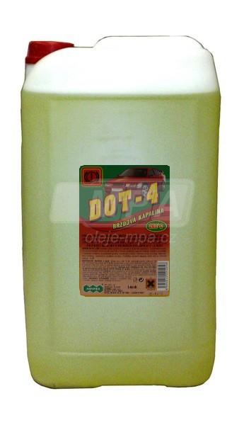 Brzdová kapalina DOT 4 Agrimex 25l - Brzdové kapaliny, aditiva