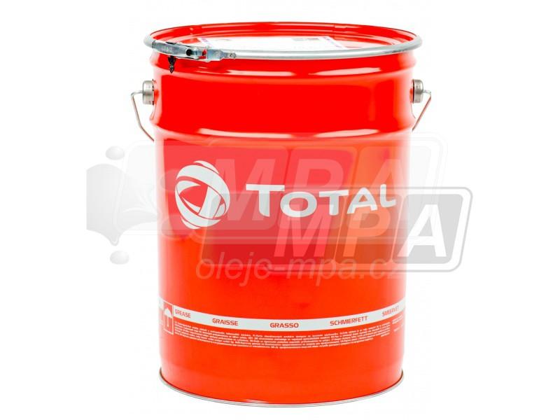 BIO vazelina Total Biomultis EP 2 - 18kg - BIO plastická maziva