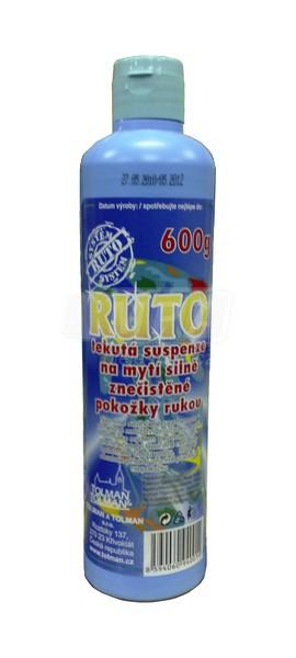Tekutý prostředek na ruce RUTO - 0,6 kg