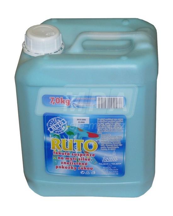 Tekutý prostředek na ruce RUTO - 7 KG - Čistící prostředky na ruce