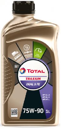 Převodový olej 75W-90 Total Transmission Dual 9 FE - 1 L