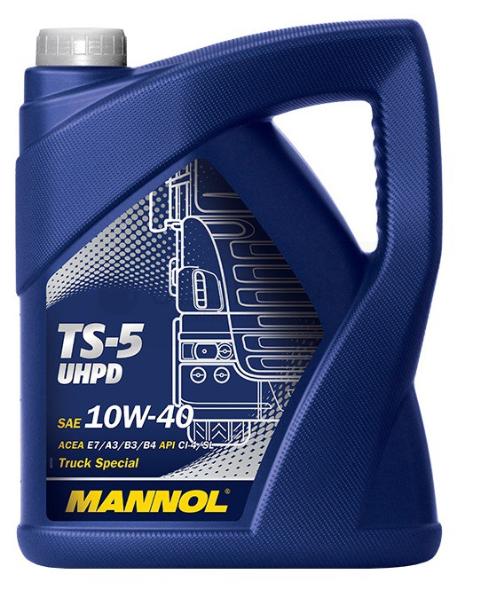 Motorový olej 10W-40 UHPD Mannol TS-5 - 5 L - 10W-40