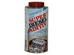 Zimní aditivum VIF Super diesel - 0,5 L Provozní kapaliny - Brzdové kapaliny, aditiva