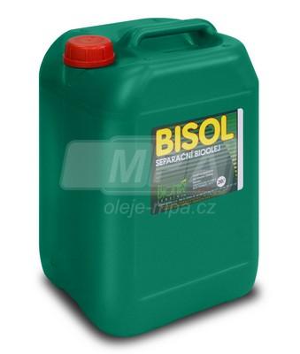 Separační olej BIONA BISOL - 10 L - BIO separační oleje
