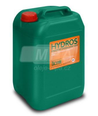 Hydraulický BIO olej BIONA HYDROS STANDART 10 l - BIO hydraulické oleje