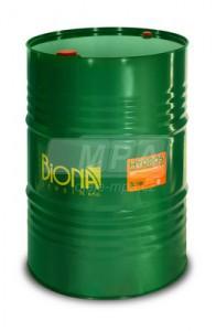 Hydraulický BIO olej BIONA HYDROS STANDART 60 L - BIO hydraulické oleje