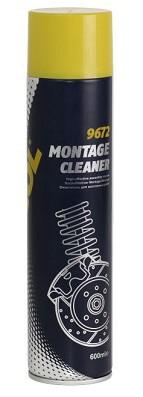Odmašťovací prostředek MANNOL Montage Cleaner (9672) - 600 ML