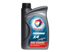 Převodový olej 80W-90 Total Transmission Axle 8 (X4) - 1 L Převodové oleje - Oleje pro diferenciály - Oleje 80W-90
