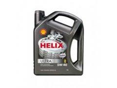 Olej 5W-40 Shell Helix Ultra - 5l Motorové oleje - Motorové oleje pro osobní automobily - Oleje 5W-40