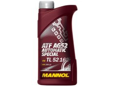 Převodový olej Mannol ATF AG 52 Automatic Special - 1 L Převodové oleje - Převodové oleje pro automatické převodovky - Oleje GM DEXRON III