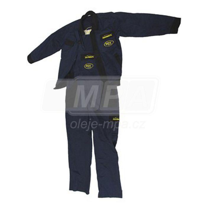 Monterková lacly + bunda dlouhý rukáv MANNOL - Pracovní oděvy