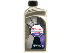 Převodový olej 75W-80 Total Transmission GEAR 8 (BV) - 1 L Převodové oleje - Převodové oleje pro manuální převodovky - Oleje 75W-80
