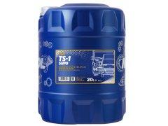 Motorový olej 15W-40 SHPD Mannol TS-1 - 20 L Motorové oleje - Motorové oleje pro nákladní automobily - 15W-40