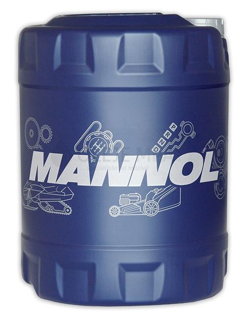 Kompresorový olej Mannol Compressor ISO 46 - 10 L - Vzduchové kompresory