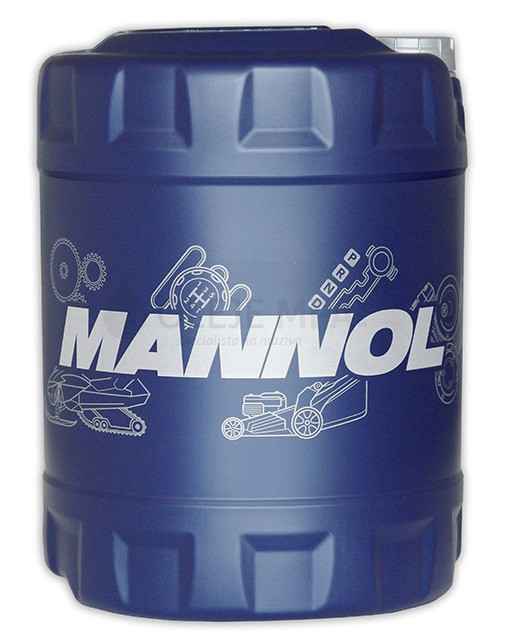 Kompresorový olej Mannol Compressor ISO 100 - 10 L