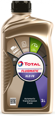Převodový olej Total Fluidmatic XLD FE (Fluide XLD FE) - 1 L - Oleje GM DEXRON III