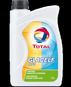 Chladící kapalina Total Glacelf Plus - 1 L - Chladící kapaliny - antifreeze