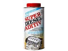 Zimní aditivum VIF Super diesel - 5 L Provozní kapaliny - Brzdové kapaliny, aditiva