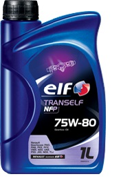 Převodový olej 75W-80 Elf Tranself NFP - 1 L - Oleje 75W-80