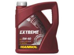 Olej 5W-40 Mannol Extreme - 5l Motorové oleje - Motorové oleje pro osobní automobily - Oleje 5W-40