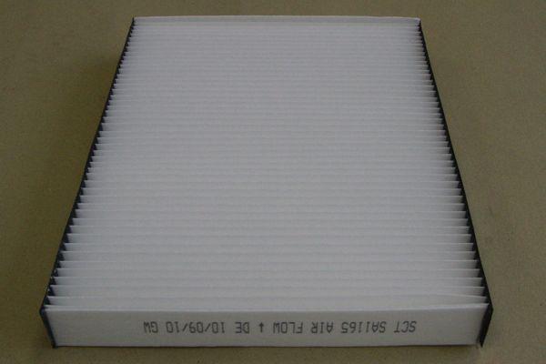 Filtr kabinový SCT SA 1165 - Filtry kabinové