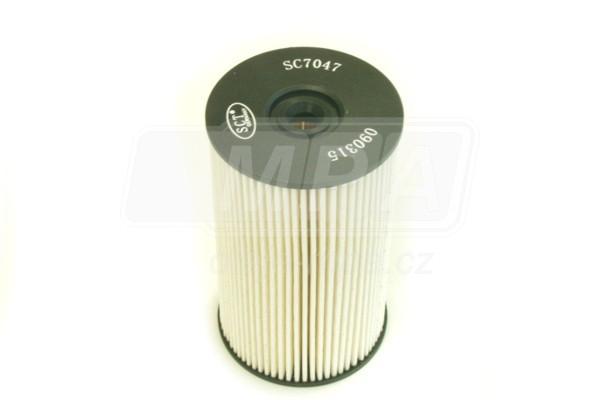 Filtr palivový SCT SC 7047 P - Filtry palivové