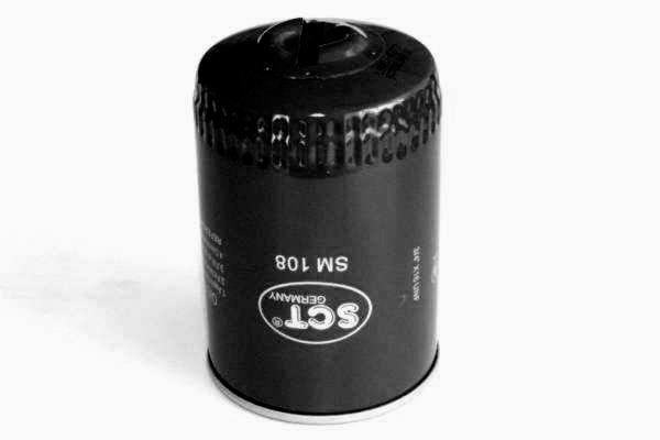 Filtr olejový SCT SM 108 - Filtry olejové