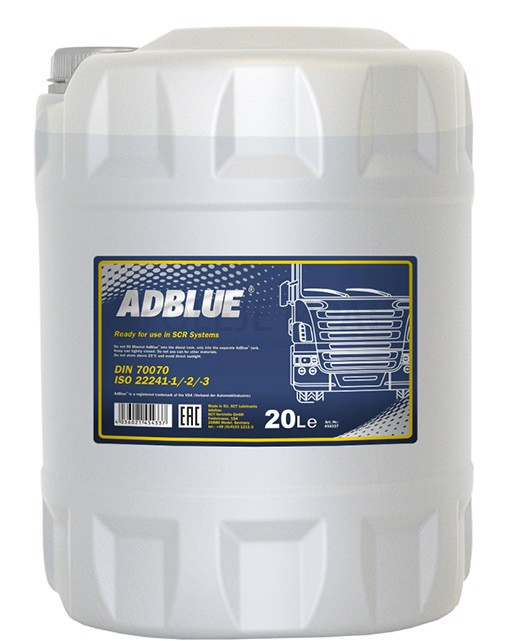 Mannol Ad BLUE - 20 L - AdBlue