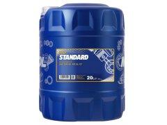 Motorový olej 15W-40 Mannol Standard - 20 L Motorové oleje - Motorové oleje pro osobní automobily - Oleje 15W-40