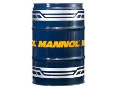 Zemědělský olej 10W UTTO Mannol Powertrain TO-4 - 208 L Oleje pro zemědělské stroje - UTTO - pro převodovky, hydrauliky, mokré brzdy a spojky