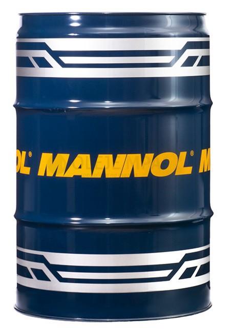 Zemědělský olej 10W UTTO Mannol Powertrain TO-4 - 208 L - UTTO - pro převodovky, hydrauliky, mokré brzdy a spojky