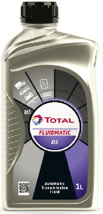 Převodový olej Total Fluidmatic D3 (Fluide G3) - 1 L - Oleje GM DEXRON III