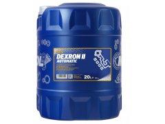 Převodový olej Mannol Dexron II Automatic ATF - 20 L Převodové oleje - Převodové oleje pro automatické převodovky - Olej GM DEXRON II