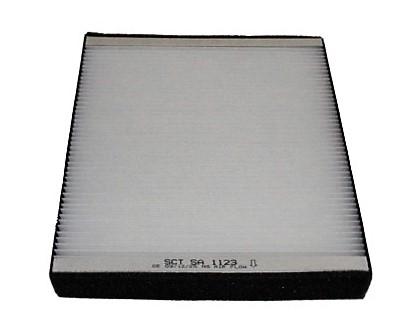 Filtr kabinový SCT SA 1123 - Filtry kabinové