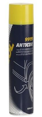 Ochrana podvozku Mannol Anticor schwarz 9919 - 650 ML - Technické kapaliny