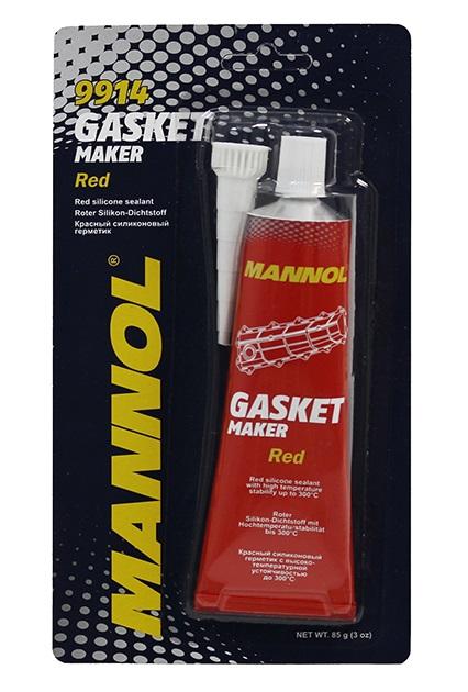 Těsnící tmel Mannol Gasket Maker Red (9914) - 85 gr