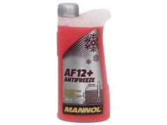 Chladící kapalina Mannol Antifreeze AF 12+ -40°C - 1 L Provozní kapaliny - Chladící kapaliny - antifreeze