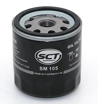 Filt olejový SCT SM 105 - Filtry olejové