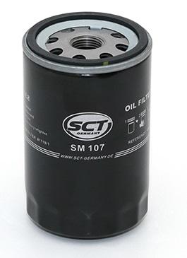 Filtr olejový SCT SM 107 - Filtry olejové