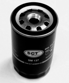 Filtr olejový SCT SM 137 - Filtry olejové