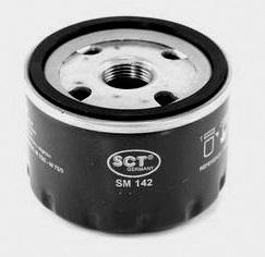 Filtr olejový SCT SM 142 - Filtry olejové