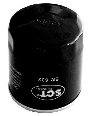Filtr olejový SCT SM 832 - Filtry olejové