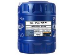 Převodový olej Mannol ATF Dexron VI - 20 L Převodové oleje - Převodové oleje pro automatické převodovky - Oleje GM DEXRON VI