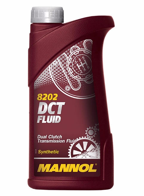 Převodový olej Mannol DCT Fluid - 1 L - Oleje DSG MANNOL
