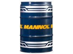 Zemědělský olej 10W-40 Mannol Multifarm STOU - 208 L Oleje pro zemědělské stroje - STOU - pro motor, převodovku, hydrauliku, mokré brzdy a spojky