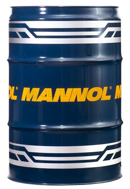 Zemědělský olej 10W-40 Mannol Multifarm STOU - 208 L - STOU - pro motor, převodovku, hydrauliku, mokré brzdy a spojky