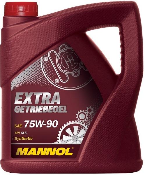 Převodový olej 75W-90 Mannol Extra Getriebeoel - 4 L - Oleje 75W-90