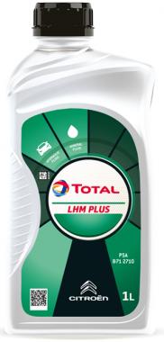 Hydraulická kapalina Total LHM PLUS - 1 L